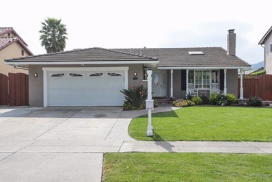 6738 Cielito Way, San Jose, CA 95119 - MLS#: ML81703373