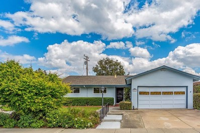 2017 El Capitan Avenue, Santa Clara, CA 95050 - MLS#: ML81703495