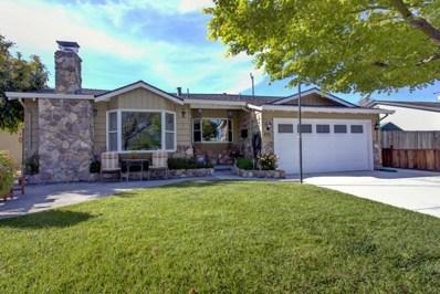 2523 Johnson Place, Santa Clara, CA 95050 - MLS#: ML81704025