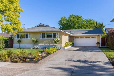 7642 Peach Blossom Drive, Cupertino, CA 95014 - MLS#: ML81704355
