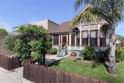 824 Pine Street, Santa Cruz, CA 95062 - MLS#: ML81704357