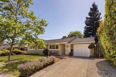 1013 Karen Way, Mountain View, CA 94040 - MLS#: ML81704643