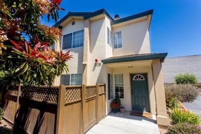 208 Martella Street, Salinas, CA 93901 - MLS#: ML81704704