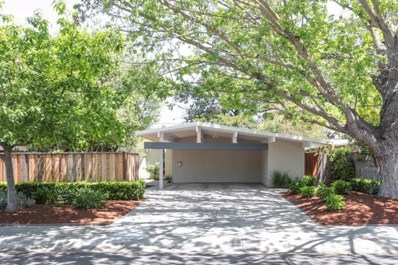 3657 South Court, Palo Alto, CA 94306 - MLS#: ML81704831