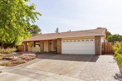 5852 Paddon Circle, San Jose, CA 95123 - MLS#: ML81705138