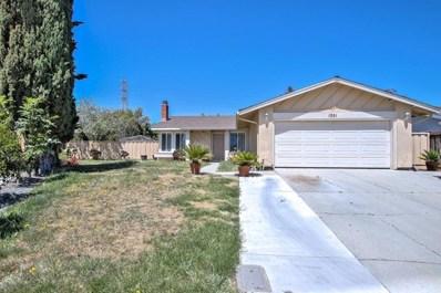1551 Staghorn Lane, San Jose, CA 95121 - MLS#: ML81705285