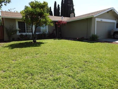 1174 Leeward Drive, San Jose, CA 95122 - MLS#: ML81705360