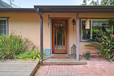 213 Venetian Road, Aptos, CA 95003 - MLS#: ML81705571