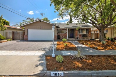 1010 Rawlings Drive, San Jose, CA 95136 - MLS#: ML81705580