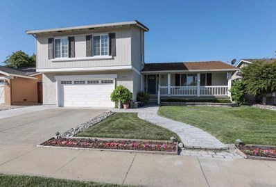 6673 Cielito Way, San Jose, CA 95119 - MLS#: ML81705589