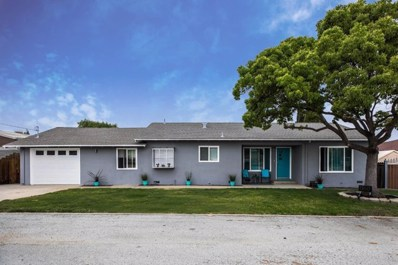 1350 Bonnie View Road, Hollister, CA 95023 - MLS#: ML81705596