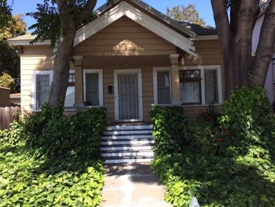456 San Pedro Street, San Jose, CA 95110 - MLS#: ML81705751