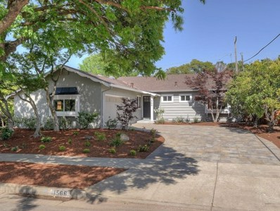 1566 Primrose Way, Cupertino, CA 95014 - MLS#: ML81705775