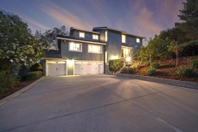 18645 Castle Lake Drive, Morgan Hill, CA 95037 - MLS#: ML81705844