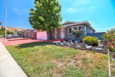 1852 Edsel Drive, Milpitas, CA 95035 - MLS#: ML81706239