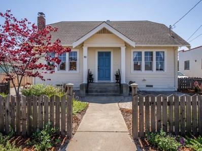 51 Roosevelt Street, Watsonville, CA 95076 - MLS#: ML81706658