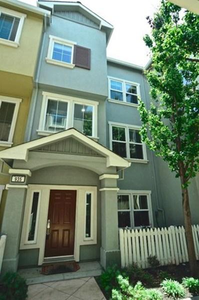 935 Alegre Place, San Jose, CA 95126 - MLS#: ML81706712