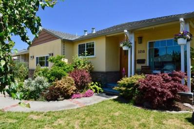1038 Essex Avenue, Sunnyvale, CA 94089 - MLS#: ML81706743