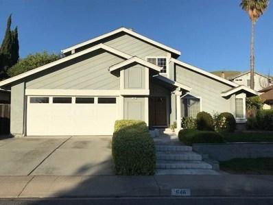 646 Carlsbad Street, Milpitas, CA 95035 - MLS#: ML81706748