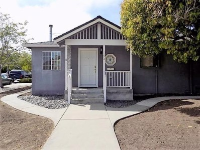 703 Seaside Street, Santa Cruz, CA 95060 - MLS#: ML81706870