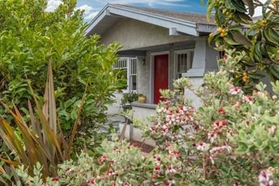 619 Woodrow Avenue, Santa Cruz, CA 95060 - MLS#: ML81707011