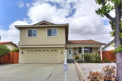 1287 Canton Drive, Milpitas, CA 95035 - MLS#: ML81707121