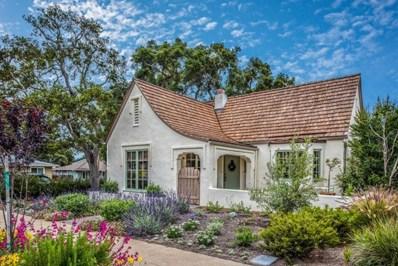668 Spazier Avenue, Pacific Grove, CA 93950 - MLS#: ML81707503