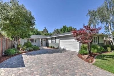 1533 Georgetta Drive, San Jose, CA 95125 - MLS#: ML81707660