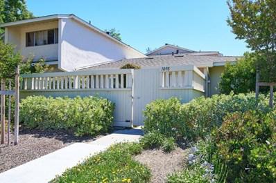 1098 Michelangelo Drive, Sunnyvale, CA 94087 - MLS#: ML81708868