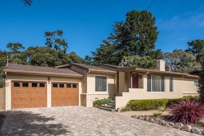 1039 Vaquero Road, Pebble Beach, CA 93953 - MLS#: ML81709386