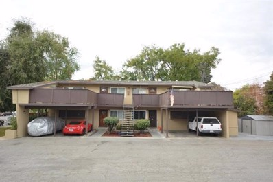 125131 Hamilton Avenue, Campbell, CA 95008 - MLS#: ML81710313