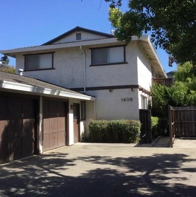 1408 Latimer Avenue UNIT 1, Campbell, CA 95008 - MLS#: ML81710386