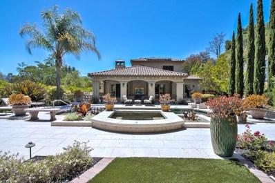 15891 Shannon Road, Los Gatos, CA 95032 - MLS#: ML81710530