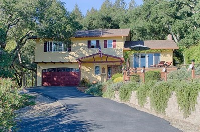 295 Summerhill Drive, Scotts Valley, CA 95066 - MLS#: ML81710947