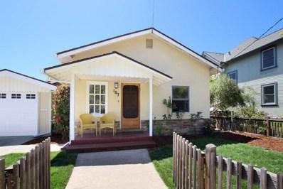107 Brookside Avenue, Santa Cruz, CA 95060 - MLS#: ML81710975