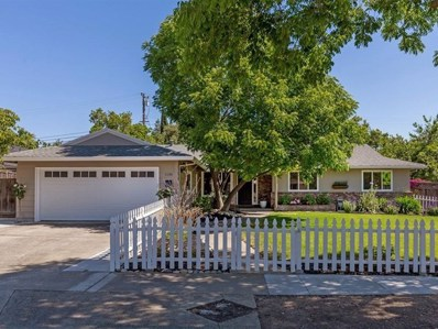 1130 The Dalles Avenue, Sunnyvale, CA 94087 - MLS#: ML81711093