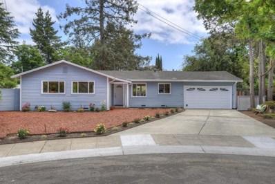 281 Whitclem Way, Palo Alto, CA 94306 - MLS#: ML81711243