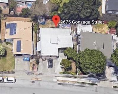 2675 Gonzaga Street, East Palo Alto, CA 94303 - MLS#: ML81711836