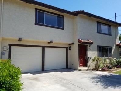 1298 Warburton Avenue, Santa Clara, CA 95050 - MLS#: ML81711878