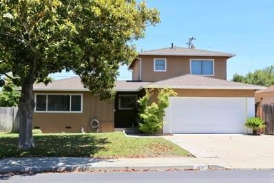 631 Woodhams Road, Santa Clara, CA 95051 - MLS#: ML81712009