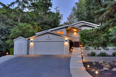 18170 Goebel Court, Los Gatos, CA 95033 - MLS#: ML81712074