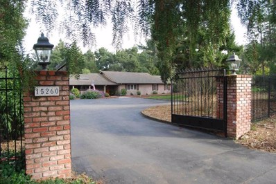 15260 Pepper Lane, Saratoga, CA 95070 - MLS#: ML81712103