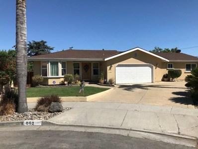 662 Apache Court, San Jose, CA 95123 - MLS#: ML81713090
