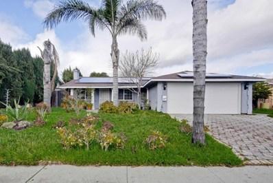 521 Nokomis Drive, San Jose, CA 95111 - MLS#: ML81713509