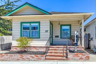 217 Park Street, Pacific Grove, CA 93950 - MLS#: ML81713618