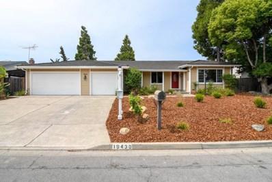 19430 De Havilland Court, Saratoga, CA 95070 - MLS#: ML81713682
