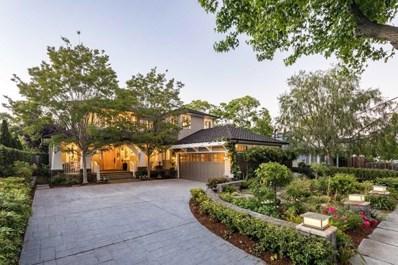 1321 Harker Avenue, Palo Alto, CA 94301 - MLS#: ML81713933
