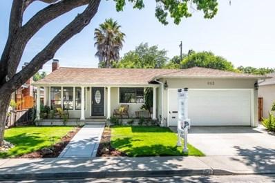683 Starr Court, Santa Clara, CA 95051 - MLS#: ML81714471