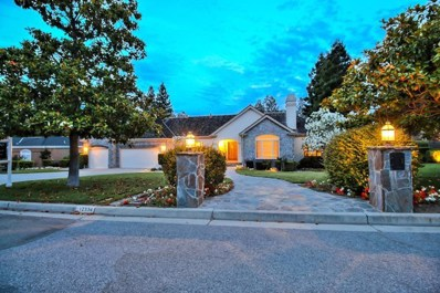 12334 Beauchamps Lane, Saratoga, CA 95070 - MLS#: ML81714578