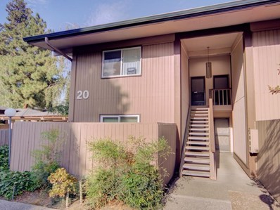 121 Buckingham Drive UNIT 46, Santa Clara, CA 95051 - MLS#: ML81714747